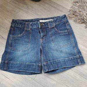 DKNY Jean Shorts